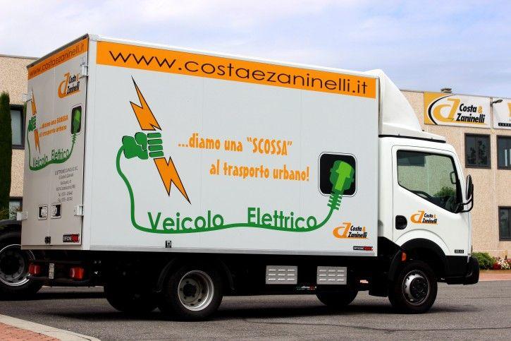 ET035 Nuovo Camion Elettrico